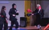 Kadına Şiddete Karşı  Hapkido