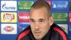 Sneijder takımın sorunlarını anlattı! Flaş açıklamalar....