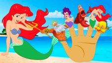 Küçük Deniz Kızı Finger Family Şarkısı