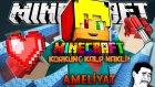 Minecraft | AMELİYAT YAPIYORUZ! | KORKUNÇ KALP NAKLİ! - Surgeon Simulator Özel Harita