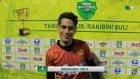 Mustafa Kasalı - Trol Fc Maç Sonu Röportaj
