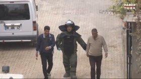Bomba Şüpheli Aracın Çevresini Tüple Donatmak! (Adana İçerir)