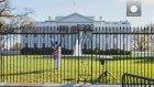 Beyaz Saray'ın parmaklıklarından atlayan adam
