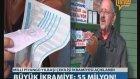 Büyük İkramiye 55 Milyon Lira