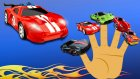 Hot Wheels Finger Family Şarkısı