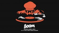 Major Lazer & Moti Feat. Ty Dolla $ign, Wizkid, & Kr - Boom