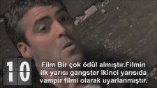 En iyi 10 Vampir Filmi (2015)
