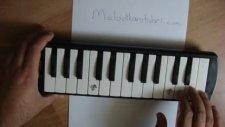 Çak Bi Selam Melodika Notaları