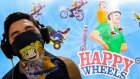 HAYATIN MUCİZESİ :D - Happy Wheels