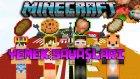 Minecraft YEMEK SAVAŞLARI !! - AÇLIK OYUNLARI! VE BugraaK! - w/ Minecraft Evi,Wolvoroth,Hyper