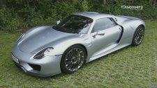 Nasıl Yapılmış : Rüya Arabalar - Porsche 918 Spyder