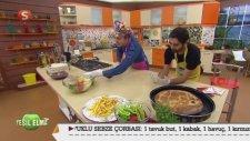 Oktay usta tarifleri | Kuskus Salatası