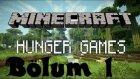 "Minecraft ""Survival Games"" Bölum 1"