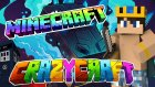 YENİ EV ! | Minecraft | Crazy Craft | Bölüm-3