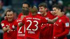 Bayern Münih 2-0 Hertha Berlin (Maç Özeti)