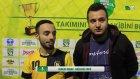 Berkay Koşar - Boğaziçi Gücü Maç Sonu Röportaj - İzmir