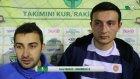 HARAMİLER F C KaracaSu İnş Basın Toplantısı / ANKARA / iddaa Rakipbul Ligi 2015 Kapanış Sezonu