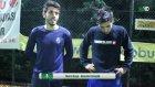 Noterler gençlik  maç sonrası röportaj - Veysel Dora Gürerk - Murat Kaya