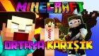 2'si Bir Arada! - ORTAYA KARMA KARIŞIK! - Minecraft Yumurta & Herobrine Savaşları