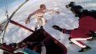 4 bin Metreden Paraşütsüz Atladı