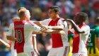 Ajax deplasmanda rahat kazandı