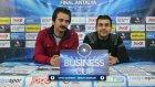 Business Cup 2015 Güz Dönemi l Konya l ZİRAAT BANKASI - BASIN TOPLANTISI