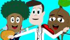 Çizge TV | Ben Doktorum | Sebzeler + 6 Çocuk Şarkısı (20 Dakika)
