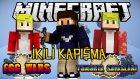 İKİLİ KAPIŞMA! - Egg Wars - Minecraft Yumurta Savaşları