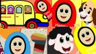 Mutlu Yumurtalar TV | Çocuk Şarkıları | Bebek Şarkıları | Okulun Servisi + 5 Çocuk Şarkısı