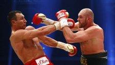 Boksta Bir Devir Kapandı! Yeni Şampiyon Tyson Fury