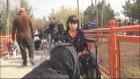 Türk askerinden Afgan engellilere tekerlekli sandalye yardımı