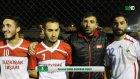 Buzkıran İnşaat Vs Antalya United macın röpoetajı / Antalya /