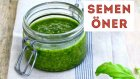 Pesto Sos Tarifi | Semen Öner Yemek Tarifleri