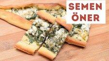 Peynirli Pide - Semen Öner - Yemek Tarifleri