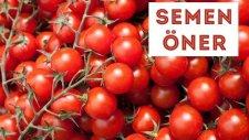 Pratik Domates Kesme Tekniği | Semen Öner Yemek Tarifleri