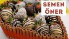 Rulo Katlı Çilekli Pasta | Semen Öner Yemek Tarifleri