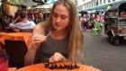 Akrep Yiyen Yeni Zelandalı Model Nela Louise Zisser