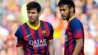 Barcelona'dan Neymar&Messi videosu