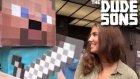 Dudesons Ekibinden Kopma Garantili Minecraft'lı Şaka - Bölüm 2