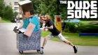 Dudesons Ekibinden Kopma Garantili Minecraft'lı Şaka - Bölüm 5