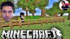 Şirin Tarlamız | Minecraft Türkçe Sky Large | Bölüm 2