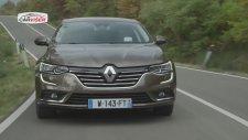 Renault Talisman 1.6 dCi 160 EDC Test Sürüşü