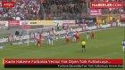 """Kadın Hakeme """"Futbolda Yeriniz Yok"""" Diyen Türk Futbolcuya Anlamlı Ceza"""