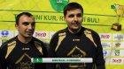 Semih Parlak F C Ruggeweld Maç Sonu Röportaj