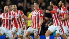 Stoke City 2-0 Sheffield - Maç Özeti (1.12.2015)