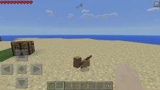 Minecraft Pocket Edition - TİMBER MOD ! (TreeCapitator Mod) - TÜRKÇE