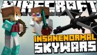 YENİLMEZ İKİLİ OLDUK! - Minecraft Sky Wars - Minecraft Gökyüzü Savaşları (Türkçe) w/Ahmet Aga