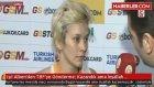 Işıl Alben'den TBF'ye Gönderme: Kazandık ama İnşallah Kazanmışızdır