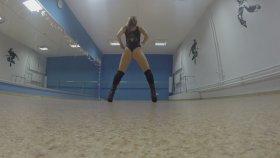 Polina Hanım'dan Gopro İle Twerk Deneyimi
