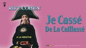 Riff Cohen - Je Casse De La Caillasse (Official Audio)